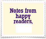 Notes from 